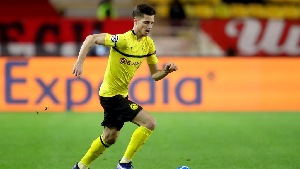 Julian Weigl darf den BVB im Winter nicht verlassen
