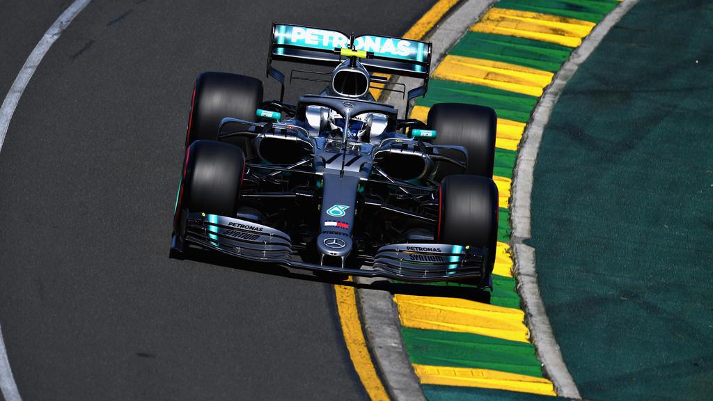 Bottas und Hamilton fuhren in den Trainings starke Zeiten