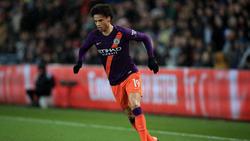 Leroy Sané hat sich bei Manchester City zum Leistungsträger entwickelt