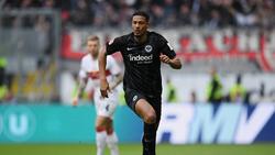 Sébastien Haller erzielte in dieser Bundesliga-Saison bereits 14 Tore für Eintracht Frankfurt