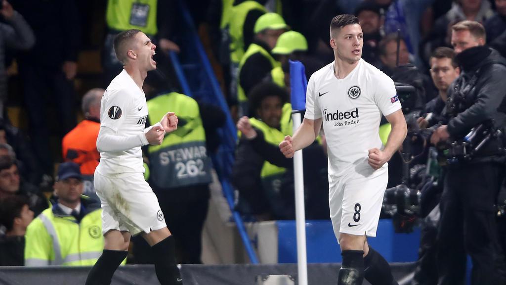 UEFA-Fünfjahreswertung: Bundesliga holt dank Eintracht Frankfurt auf