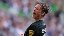 Wolfsburg will Torjäger Wout Weghorst möglichst halten