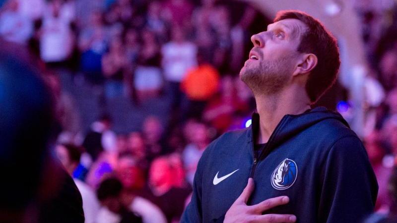 Dirk Nowitzki ist für die Dallas Mavericks eine lebende Legende