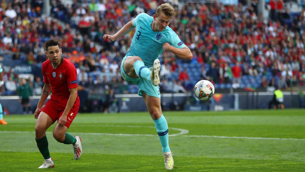 Hat noch keine Entscheidung über seine fußballerische Zukunft getroffen: Matthijs de Ligt
