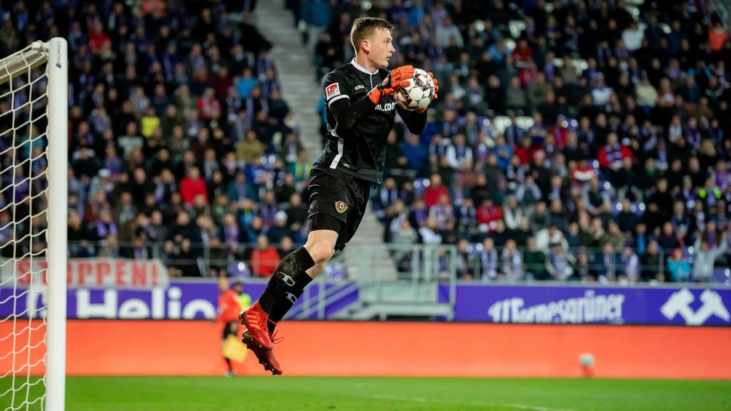 Markus Schubert soll vor einem Wechsel zum FC Schalke stehen