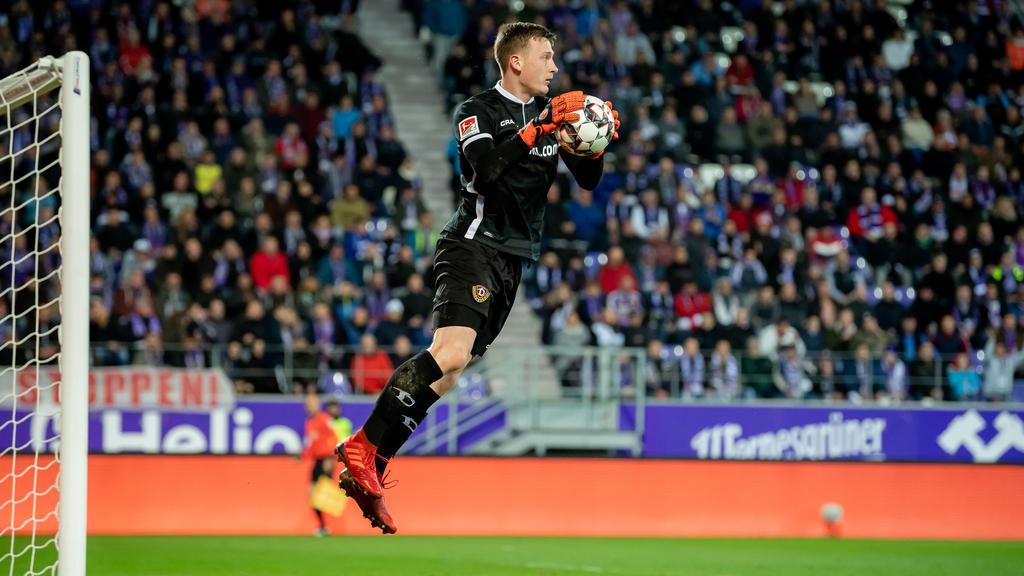 Markus Schubert steht vor einem Wechsel zum FC Schalke 04