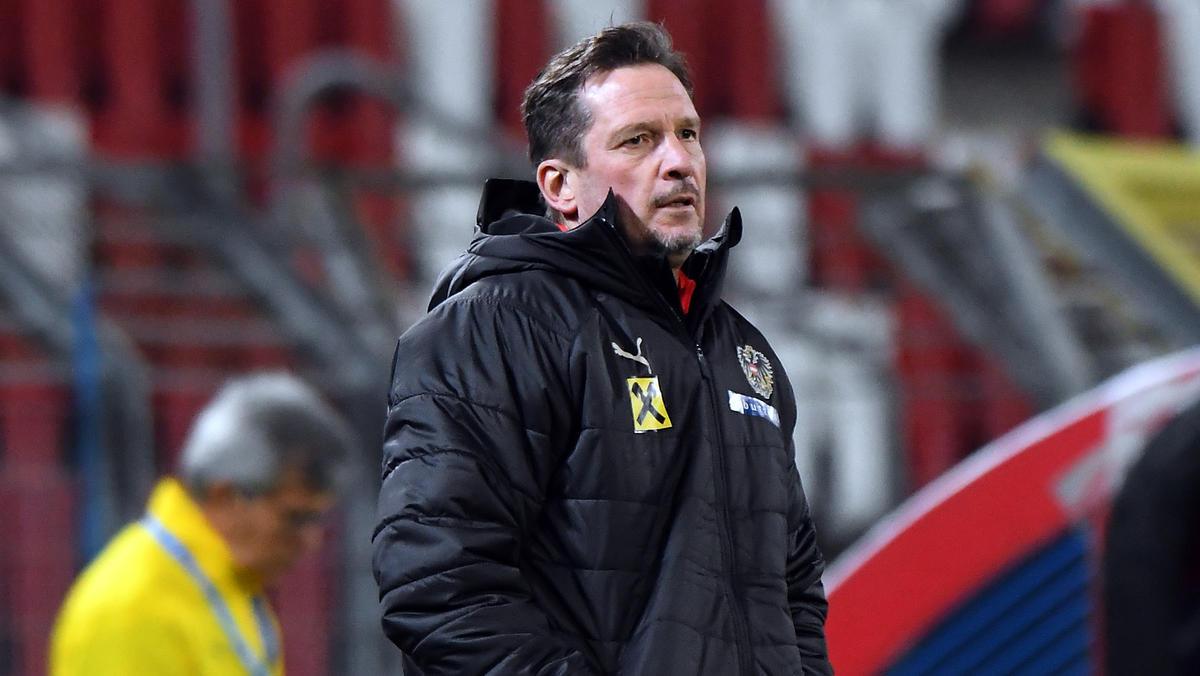 Österreich will bei U21-EM für Hannes Wolf spielen