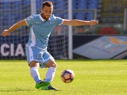 Stefan de Vrij von Lazio Rom könnte ein Kandidat beim FC Bayern sein
