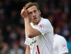 Dominik Nothnagel verlässt die Kickers und wechselt zu Wehen Wiesbaden