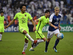 Al Hilal gegen Urawa Red Diamonds