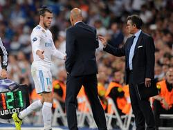 Bale no continuará vistiendo de blanco.