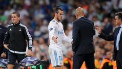 Bale no tiene decidido aún su futuro futbolístico.