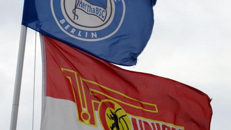 In Berlin kommt es zum Haupstadtderby zwischen Union und Hertha