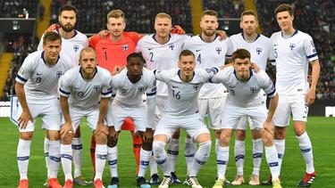 Finlandia jugará la Eurocopa del año próximo.