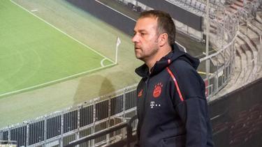 Hansi Flick hat nach wie vor das Vertrauen der Bosse des FC Bayern