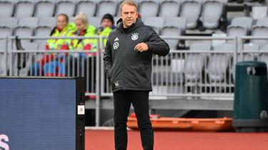 Bundestrainer Hansi Flick hat ein erstes Fazit gezogen