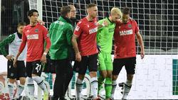 Fällt nach seiner Verletzung länger aus: 96-Keeper Ron-Robert Zieler