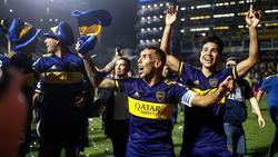 Die Boca Juniors haben sich ihre 34. Meisterschaft gesichert