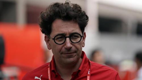 Glaubt nicht an einen Saisonstart vor Juni: Ferrari-Teamchef Mattia Binotto