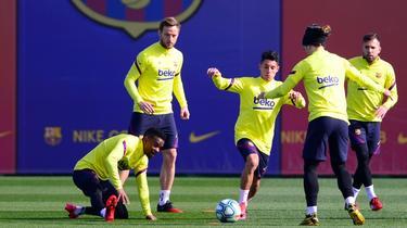 Mannschaftstraining in Spanien wieder erlaubt