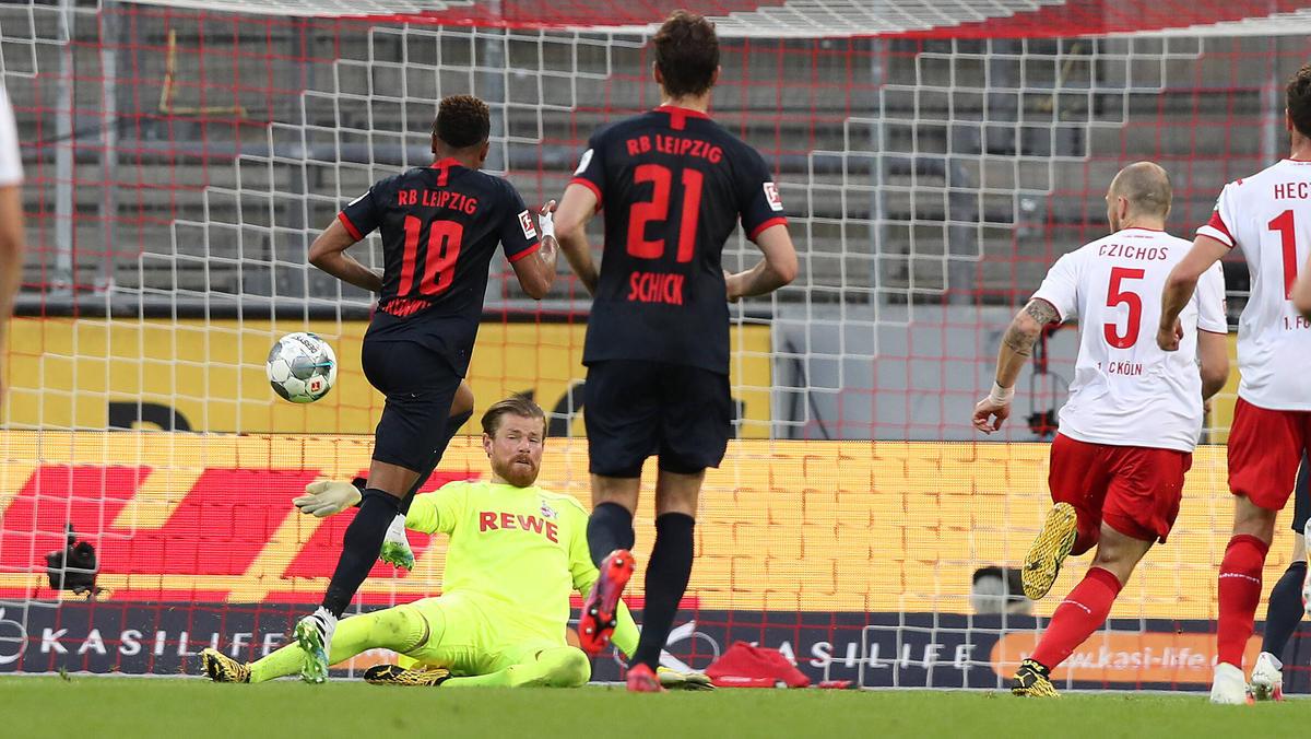 RB Leipzig hat einen Rückstand in einen 4:2-Erfolg gedreht