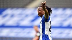 Dedryck Boyata von Hertha BSC muss eine Partie aussetzen