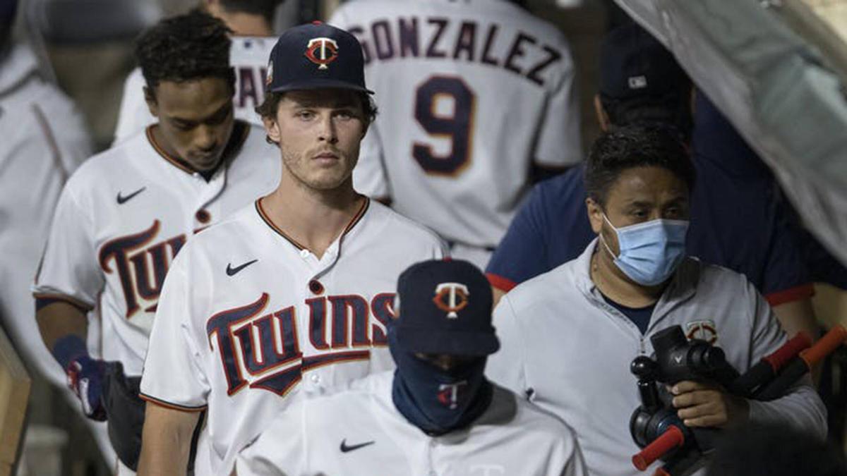 Max Kepler und die Minnesota Twins haben sich für die MLB-Playoffs qualifiziert