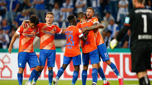 Der SV Darmstadt holte einen 0:2-Rückstand auf