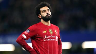 Mohamed Salah reiste zuletzt zur ägyptischen Nationalmannschaft