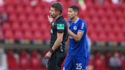 Patrick Ittrich wurde von Fans des FC Schalke 04 bedroht