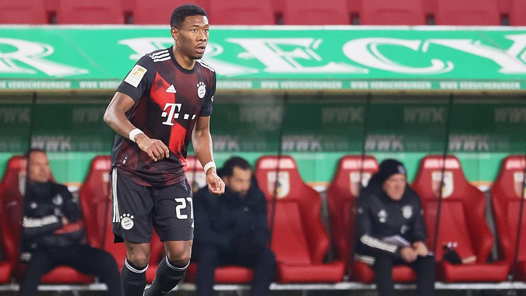 FC Bayern: Manchester City lockt David Alaba mit Mega-Gehalt