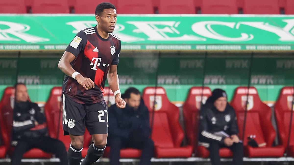 David Alaba wird den FC Bayern wahrscheinlich verlassen