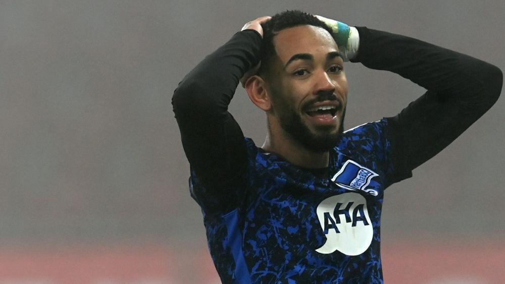 DFB stellt Ermittlung gegen Matheus Cunha von Hertha BSC ein