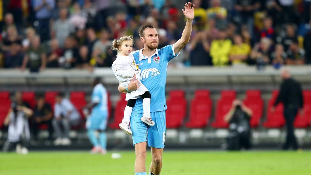 Kevin Großkreutz spielte zuletzt für den Drittligisten KFC Uerdingen