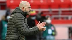 Peter Bosz will mit Bayer Leverkusen zurück in die Spur