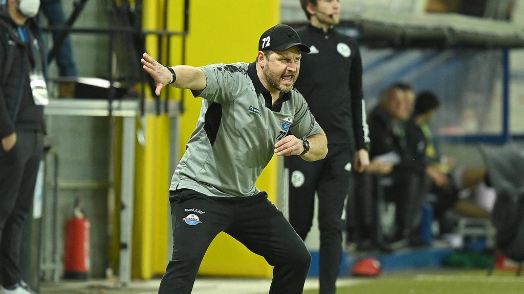 Steffen Baumgart wird als Trainer-Kandidat beim FC Schalke 04 gehandelt