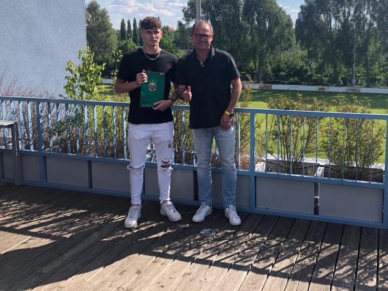 Jan Kirchmayer wechselt nach Wien-Hütteldorf