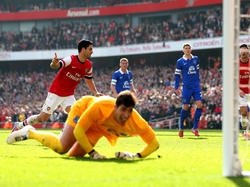 Arsenal v Everton - FA Cup Quarter-Final