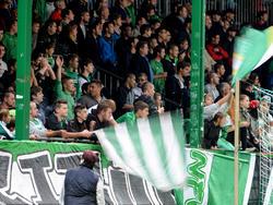 Möchlicherweise müssen die Fans von Austria Lustenau eine Zeit lang ein anderes Stadion aufsuchen