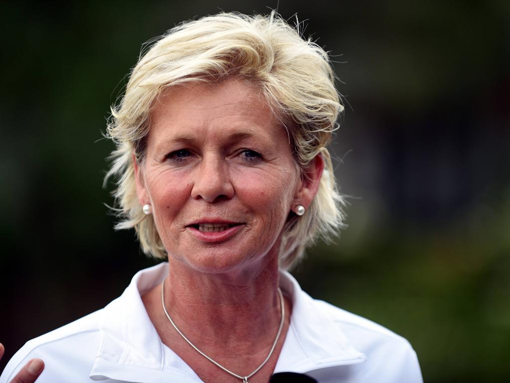 Silvia Neid steht vor ihrem letzten großen Spiel als DFB-Trainerin