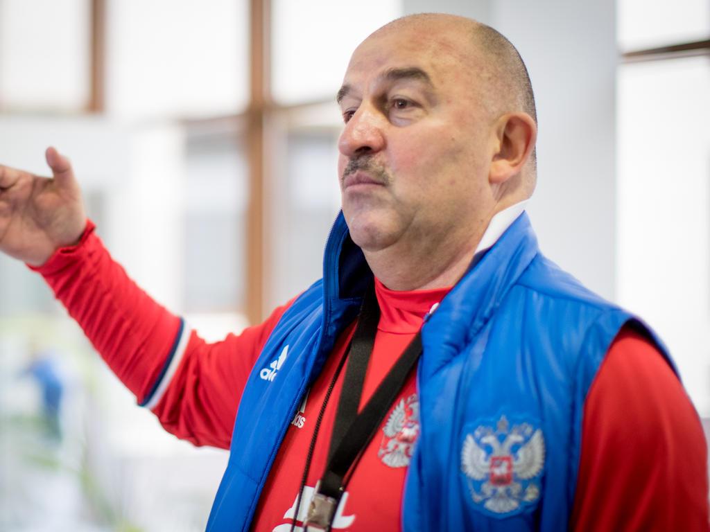 Trainer Russland