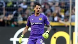 Roman Bürki hütet das Tor von Borussia Dortmund