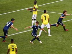 Osako marcó el gol de la victoria para Japón. (Foto: Getty)