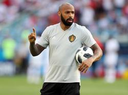 Belgien profitiert von Thierry Henrys Erfahrungsschatz