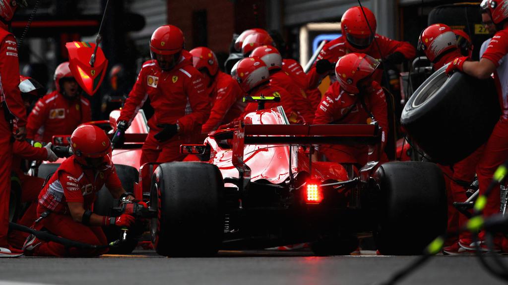 Die neue Ferrari-Lösung zur Kühlung der Airbox stellt für die FIA kein Problem dar