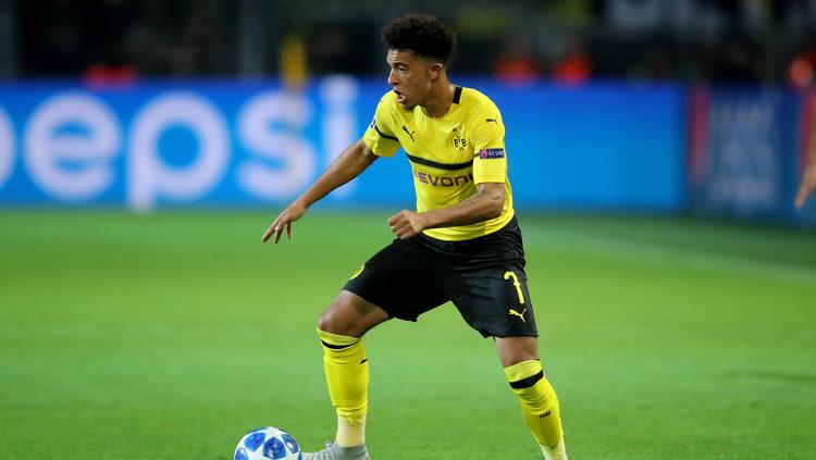BVB-Talent Jadon Sancho stand auch beim FC Bayern auf dem Zettel