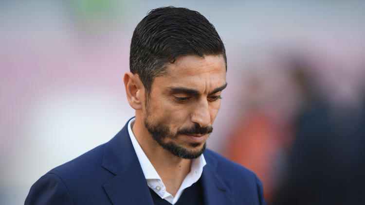 Moreno Longo wurde bei Frosinone Calcio entlassen