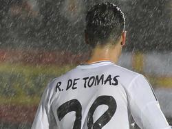 Raúl de Tomás en su etapa en el Real Madrid Castilla. (Foto: Getty)