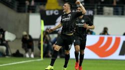 Frankfurt fordert Chelsea im Halbfinale der Europa League