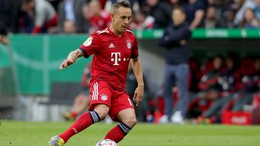 Rafinha wird den FC Bayern im Sommer verlassen